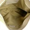 Torebko plecak duży beżowy