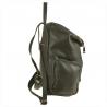 Plecak skórzany szary A4 rozmiar XL