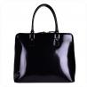 Torebka-aktówka shopper bag czarna XL bardzo pojemna