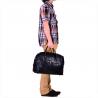 Skórzana torba podróżna męska bardzo duża