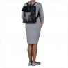 Duży i pojemny plecak skórzany, skóra najwyższej jakości XL czarny