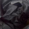 Plecak skórzany szary lekki  A4