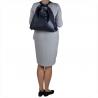 Torebko-plecak duży garanatowy XL
