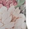 Torebka worek skórzana shopper w kwiatki
