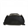Plecak skórzany czarny A4 rozmiar XL