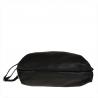 Torba skórzana włoska shopper bag czarna