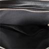 Duży plecak czarny skórzany A4 włoski VERA PELLE
