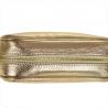 Listonoszka skórzana M złota